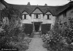 Hayes Barton, Birthplace Of Sir Walter Raleigh 1933