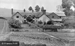 Hayes Barton, Birthplace Of Sir Walter Raleigh c.1960