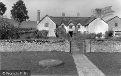 Hayes Barton, Sir Walter Raleigh's Birthplace 1933