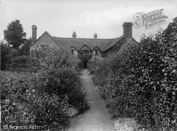 Hayes Barton, The Birthplace Of Sir Walter Raleigh 1928