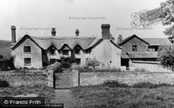 Hayes Barton, The Birthplace Of Sir Walter Raleigh c.1950