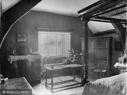 Hayes Barton, The Birthroom Of Sir Walter Raleigh 1928
