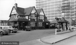 Hayes, The Waggon And Horses c.1965
