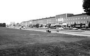 Hayes, Uxbridge Road c1965