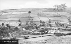 From Ridge Top c.1950, Hayfield