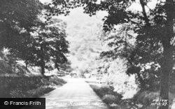Kinder, Edale Road  c.1960, Hayfield