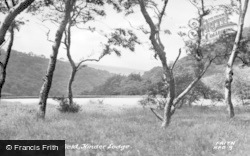Kinder Lodge c.1950, Hayfield