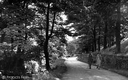 Kinder Road c.1955, Hayfield