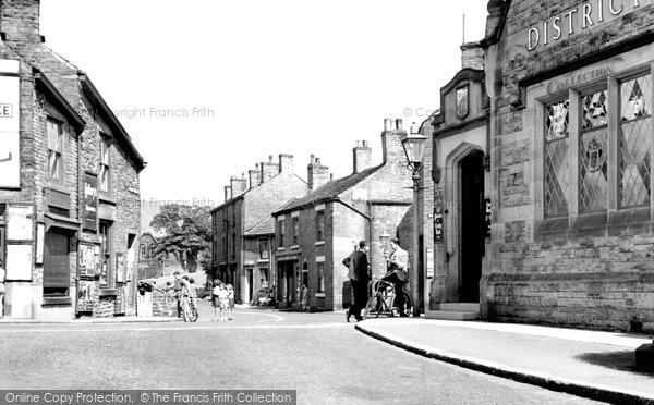 Photo of Hayfield, Market Street c.1950