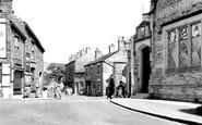 Hayfield, Market Street c1960