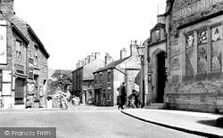 Market Street c.1950, Hayfield
