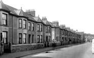 Hayle, Copperhouse Terrace 1927