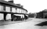 Hayle, Fore Street at Copperhouse 1892