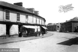 Fore Street At Copperhouse 1892, Hayle