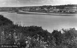 From Clifton Terrace 1927, Hayle