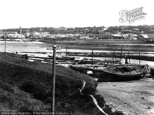 Hayle, from Lelant 1928