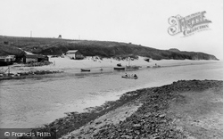 The Bar And Ferry 1928, Hayle