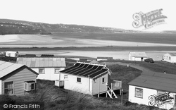 The Chalets c.1955, Hayle