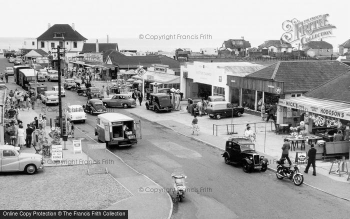 Hayling Island, Creek Road c.1960