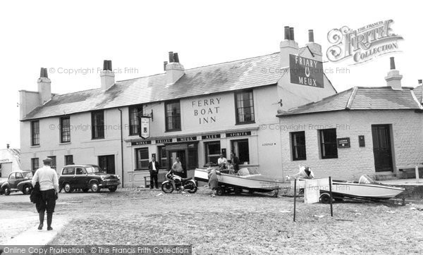 Photo of Hayling Island, Ferry Boat Inn c.1965
