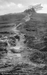 Haytor Vale, 1920