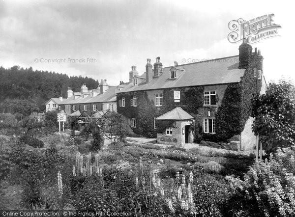 Haytor Vale, Rock Hotel 1931