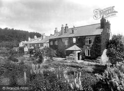 Haytor Vale, Haytor Rock Hotel 1931
