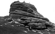 Haytor, Rocks 1927