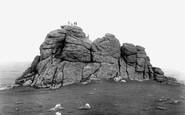 Haytor, the Rocks 1927