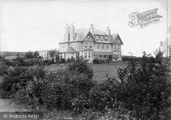 Haytor Vale, Hotel 1906