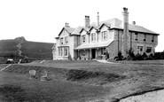 Haytor, Moorland Hotel 1908