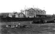 Haytor, Moorlands Hotel 1906