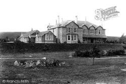 Haytor Vale, Moorlands Hotel 1906