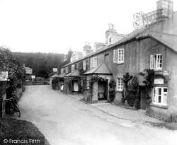 Haytor Vale, Post Office 1931