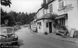 Haytor Vale, Rock Inn c.1960