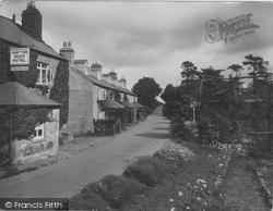 Haytor Vale, The Village 1931