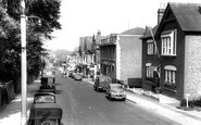 Haywards Heath, Boltro Road c1960