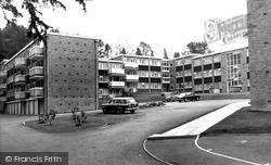 Haywards Heath, Jireh Court c.1965