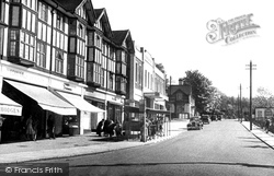 Haywards Heath, Perrymont Road And Commercial Square c.1950