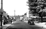 Haywards Heath, Perrymont Road c.1950
