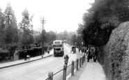 Haywards Heath, Perrymount Road c.1940