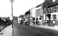 Haywards Heath, Perrymount Road c1950