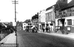 Haywards Heath, Perrymount Road c.1950