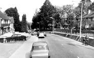 Haywards Heath, Perrymount Road c.1965