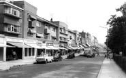 Haywards Heath, South Road 1961