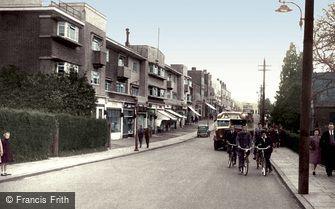 Haywards Heath, South Road c1950