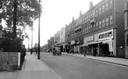 Haywards Heath, South Road c.1950