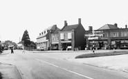 Hazlemere, the Crossroads c1960
