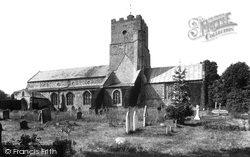 Heacham, Church Of St Mary The Virgin 1908