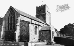 Heacham, Church Of St Mary The Virgin c.1965